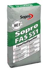 Sopro FAS551 - Levelling screed