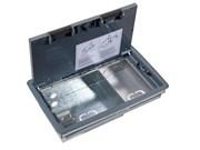 Individual Compartment Floor Box - 20A Series