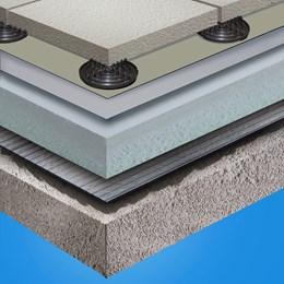 G410-EL Ballasted Roof System - Sarnavap 500E & Sarnafil G445-13