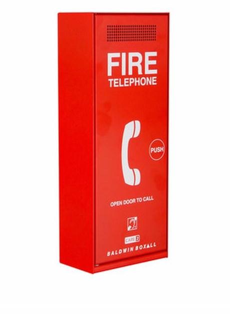 Care 2 Fire Telephone