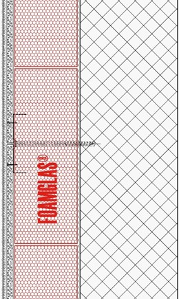 2.2.4 - Façade - FOAMGLAS Insulation With Plaster Finish