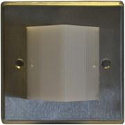 Care 2Stainless Steel Over Door Light