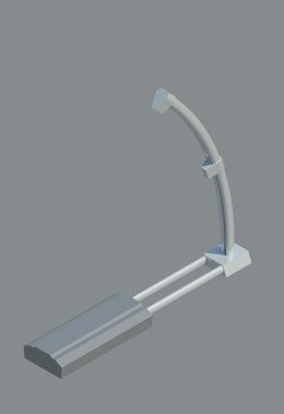 Latchways® VersiRail - Freestanding