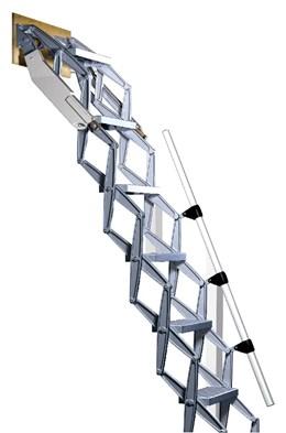 Bilco Ladders BL-Z -Retractable ladder