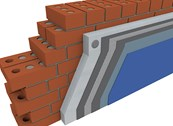 Wall System 1 - 120 mm EPS