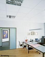 Perla dB Tegular - Ceiling tile system