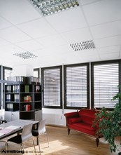 Dune dB Tegular - Ceiling tile system