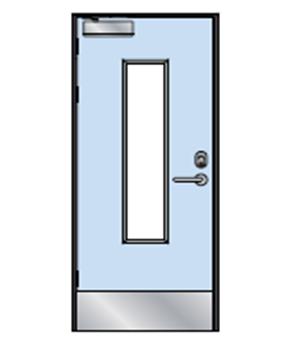 Select Door 4