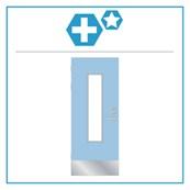 H13 Medica Premium Single Hardware Set
