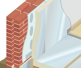 BTDL - Ballytherm Drylining Insulation