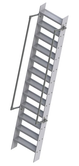 Bilco Ladders BL-COMPS -Companionway (Ships Stair)