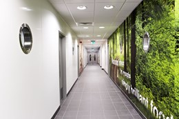 BioClad Antimicrobial Hygienic Wall Cladding