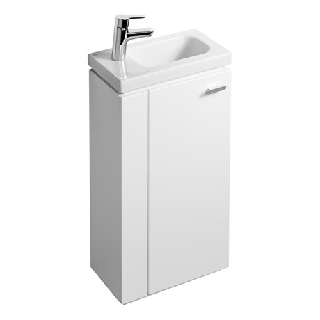 Concept Space 450 mm Floor Standing Guest Basin Units
