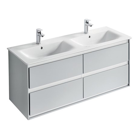 Concept Air Wall Hung Vanity Units - 4 Drawers