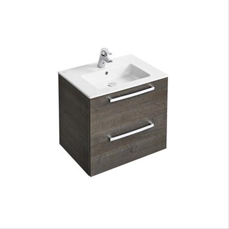 Tempo Wall-mounted Vanity Basin Unit