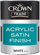 Acrylic Satin Finish