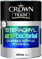 Steracryl Anti Bacterial Durable Acrylic Eggshell