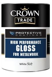 Protective Coatings High Performance Gloss For Metal