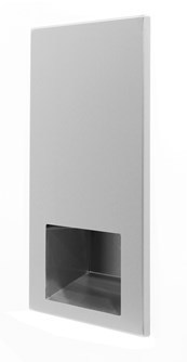 Slim Line Recessed Warm Air Dryer