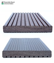ecodek® Reversible Composite Decking Board - Advanced Technology (AT)
