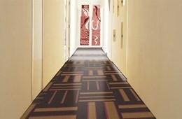 Cap and Blazer - Pile carpet tiles