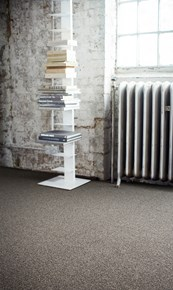 Concrete Mix - Brushed - Pile carpet tiles