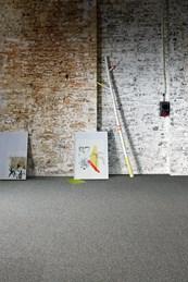 Concrete Mix - Lined - Pile carpet tiles