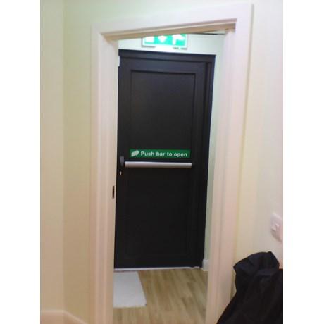 Panic Door - single