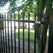 Barbican Fencing 1.8 m High