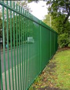 Barbican Fencing 2.9 m High