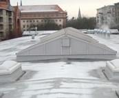 ParaFlex Inverted Roof System - Quantum (Hybrid)
