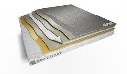 Alsan Non-Slip Liquid Applied Waterproofing System