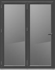Warmcore 2/2/0 - Sliding doorset