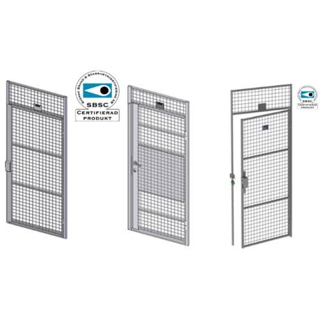 Cetus Safe - Door Single