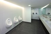 Duct System: Corian Ducting 6 mm