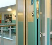 Door Edge Protectors FD60 Double door Fire Smoke Seal