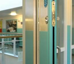 Door Edge Protectors FD60 Fire Seal