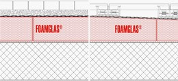 4.3.1 - Roof: Flat or Tapered Insulation (Hot Adhesive) with Membranes and Paving or Blocks