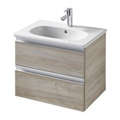 Mavone Wall Hung 2 Drawer Vanity Units