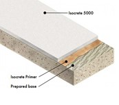 Isocrete 5000 with Damp Proof Membrane