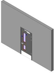 Education Range: Classroom Doorset