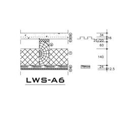 Lewis Flooring System A6