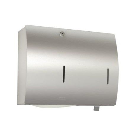 Combination paper towel and soap dispenser - STRX601