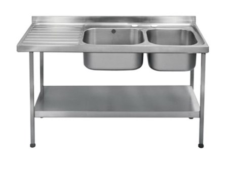 Catering Sink - Mini (Double Bowl)