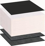 Bauder Total Inverted Roof System - Torch Applied