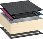 Bauderflex Warm Roof System - Self Adhered
