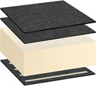 Bauderflex Warm Roof System - Torch Applied