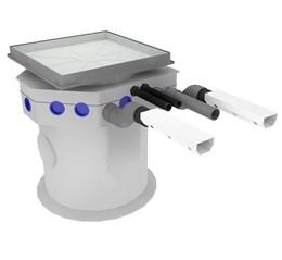 Titan-Pro White TPW - Pump system
