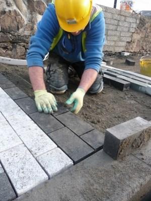 Streetscape High Strength Bedding Concrete