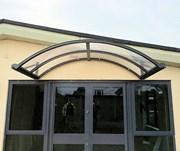 Colwyn Wall Mounted Entrance / Walkway Canopy